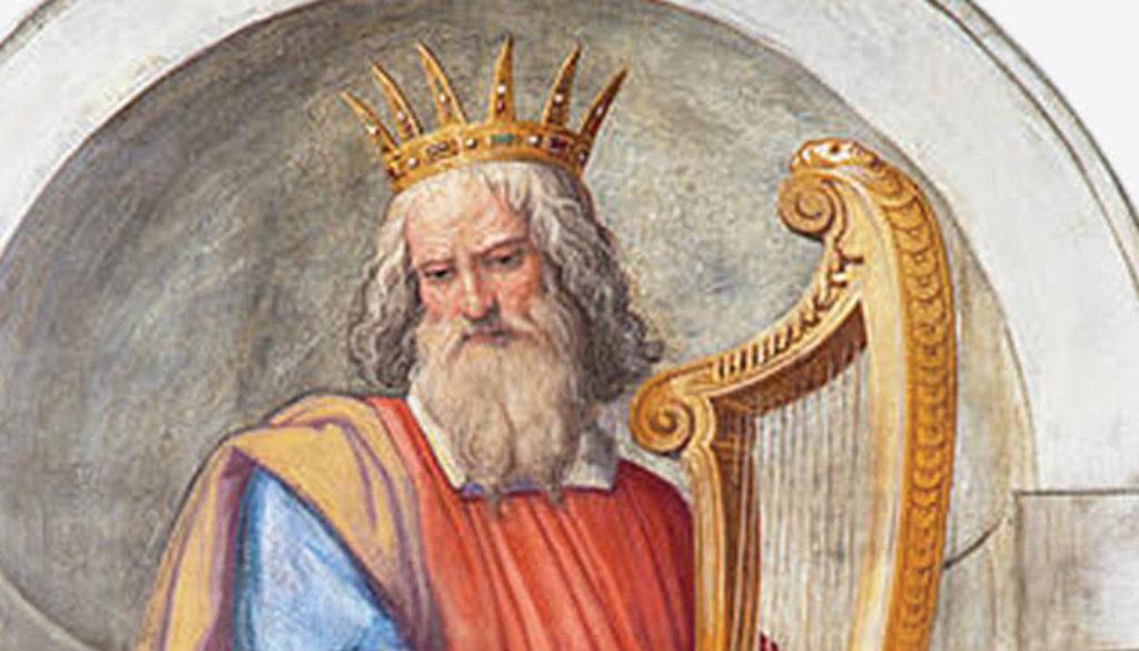 1 Kings 2:10-12 David's Death