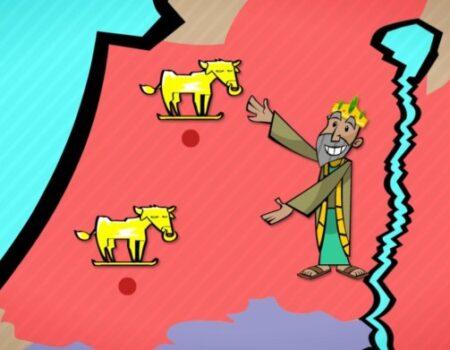 1 Kings 12:25-33 Israel's New Gods