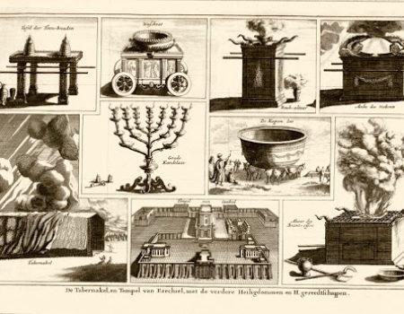 1 Kings 7:13-51 New Furniture