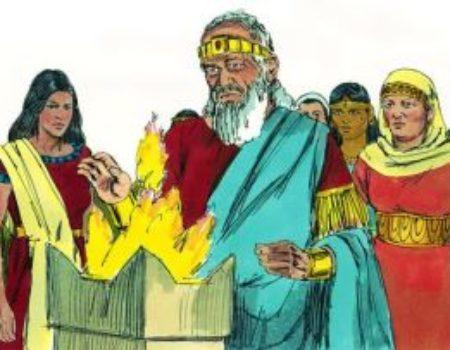 1 Kings 11:1-8 Solomon's Downfall