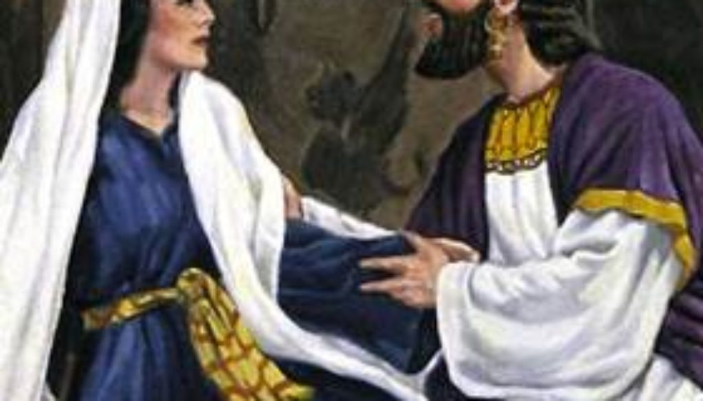 1 Kings 2:13-46 Solomon's Start