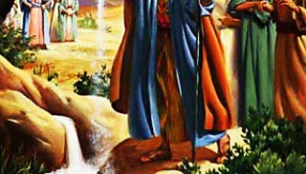2 Kings 2:15-25 Elisha's Start