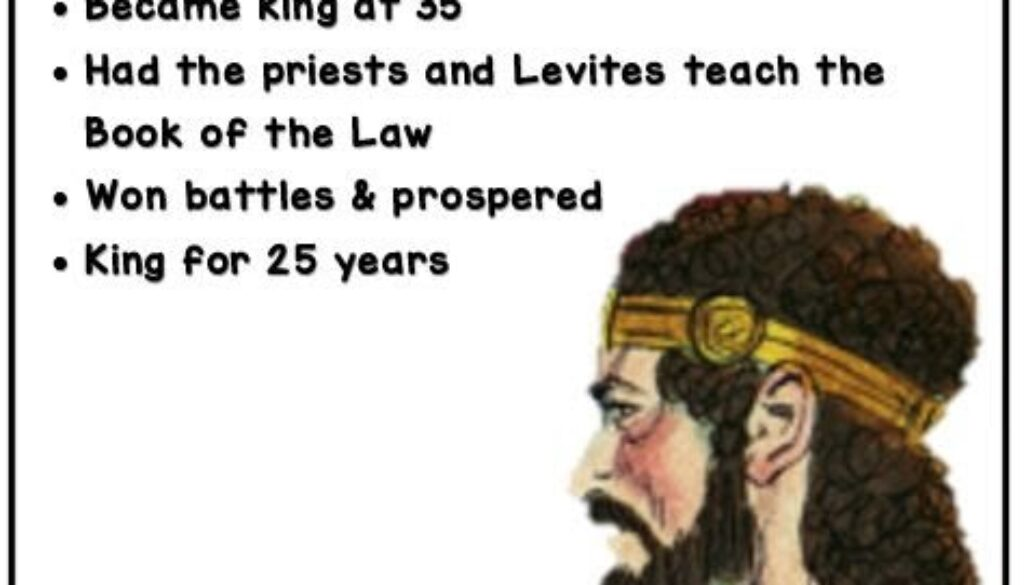 1 Kings 22:41-50 Jehoshaphat Reign