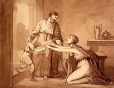 1 Kings 17:17-24 The Widow's Son