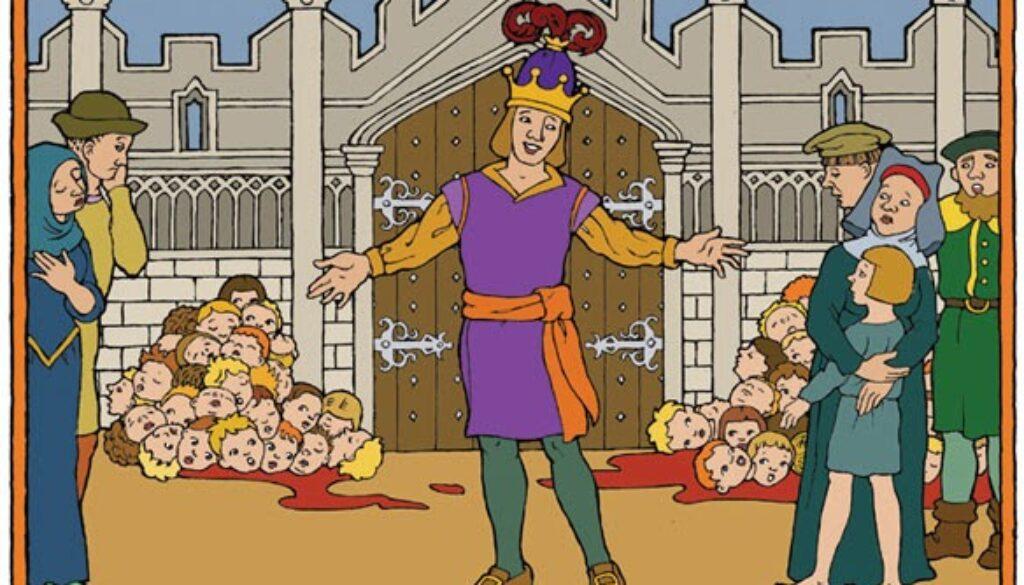 2 Kings 10:1-17 Ahab's Family