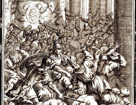 2 Kings 10:18-27 Baal Fire