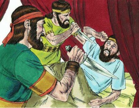 2 Kings 12:19-21 Joash's Death