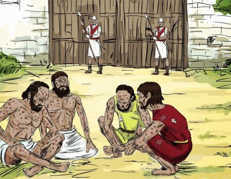 2 Kings 7:3-20 Plenty to Eat