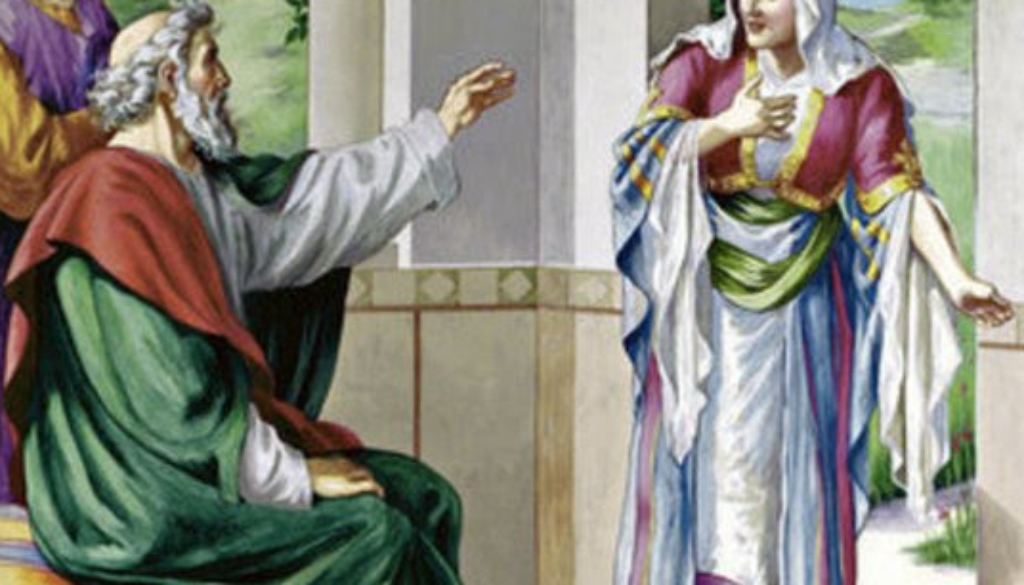 2 Kings 8:1-6 Restored