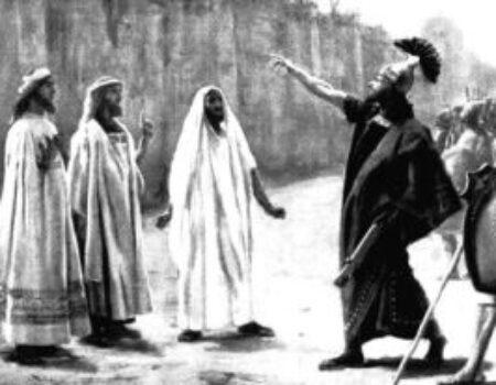 2 Kings 18:13-37 Assyria Attacks Judah