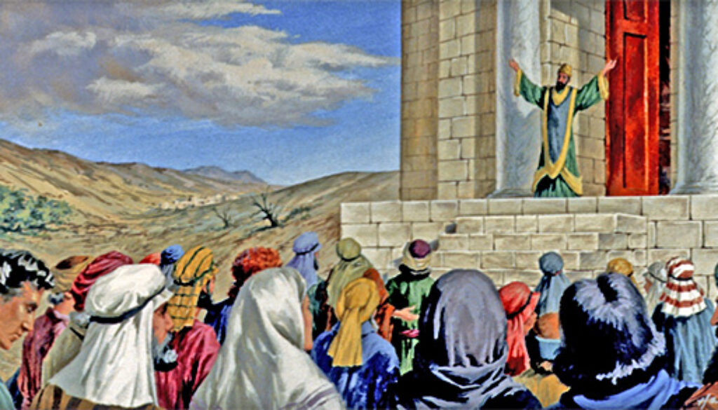 2 Kings 23:21-27 Passover Is Back