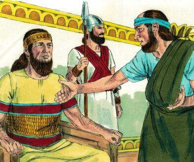 2 Kings 19:20-37 Sennacherib Falls
