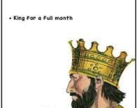 2 Kings 15:13-16 Shallum's Reign