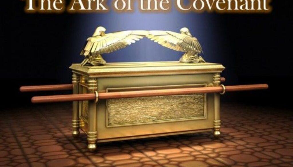 1 Chronicles 13:1-4 Ark Step 1