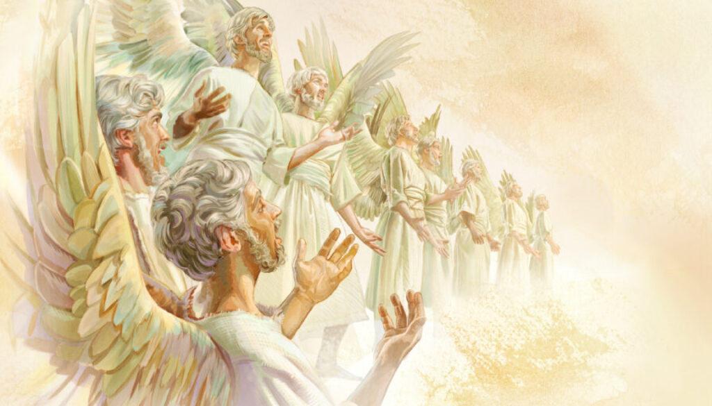 1 Chronicles 25:1-31 Organized 3