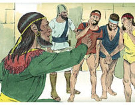 1 Chronicles 19:1-9 Shameful Acts