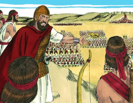 2 Chronicles 13:1-22 Abijah