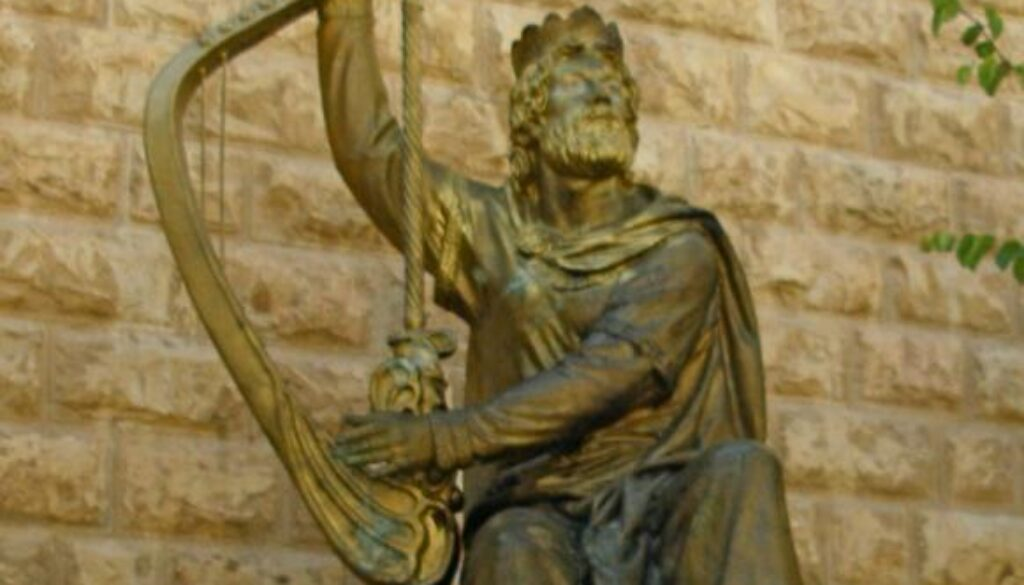 1 Chronicles 29:26-30 David Dies