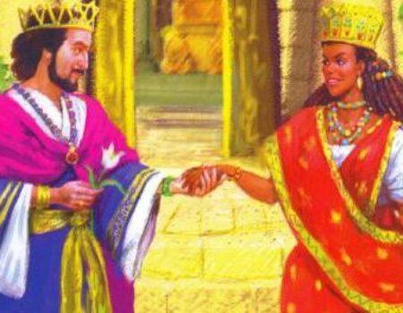 2 Chronicles 9:1-12 Queen Pt. 1