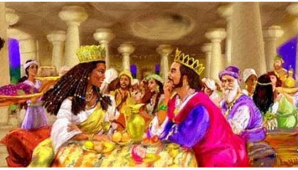 2 Chronicles 9:1-12 Queen Pt. 2