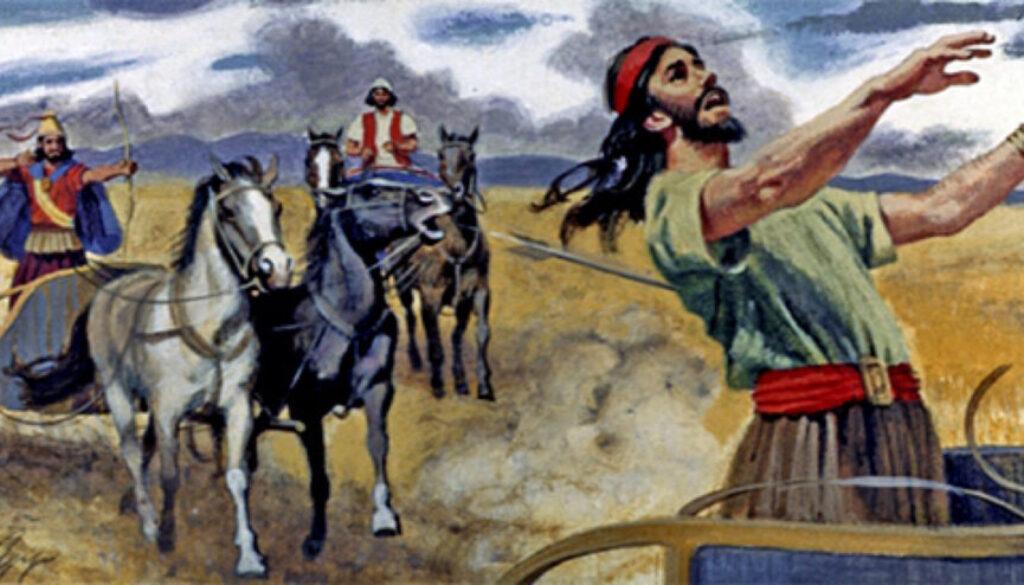 2 Chronicles 22:1-9 Ahaziah