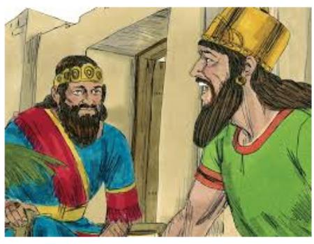 2 Chronicles 18:1-34 Bad Alliance