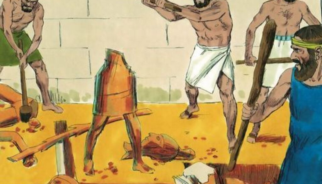 2 Chronicles 17:1-19 Jehoshaphat