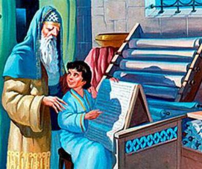 2 Chronicles 23:1-11 Joash