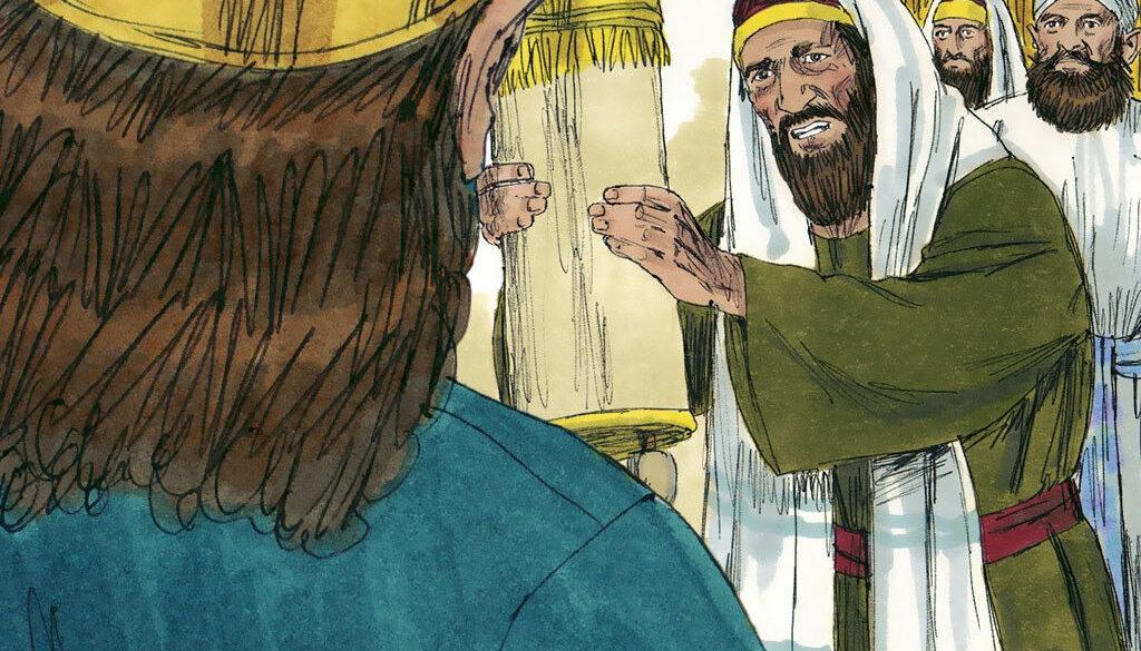 2 Chronicles 19:1-11 Reform